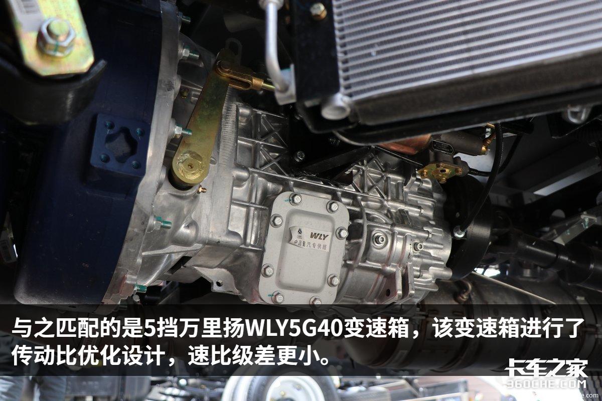 这4款小卡不比轻卡弱都在120马力以上还是2L柴油机