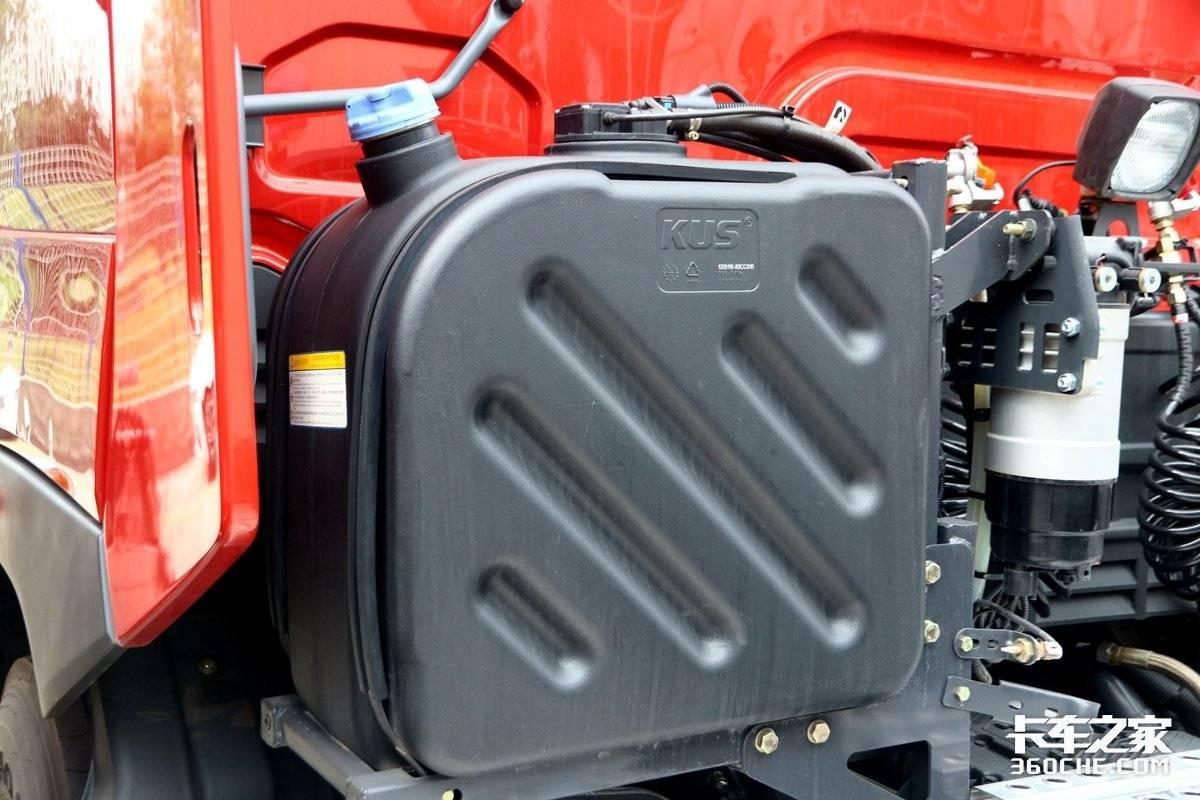 600马力加1400升油箱!40万的乘龙H7如何?AMT让跑车更轻松