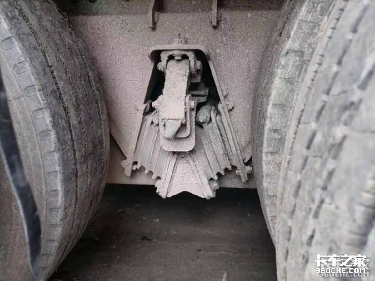 《卡车小百科》挂车平衡梁与轴销知多少