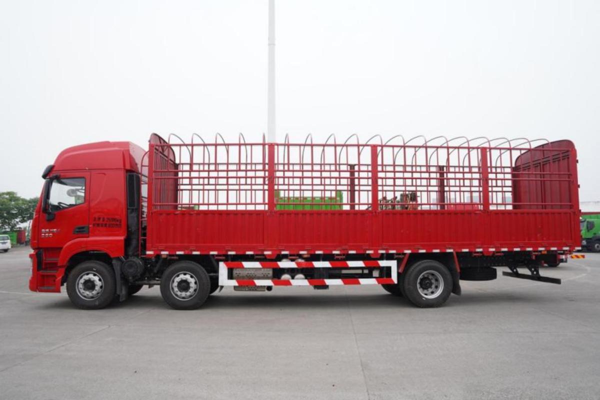 运费走低还能赚红岩杰虎H6载货车是怎么做到的