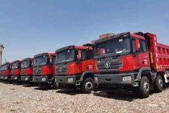 回馈客户 德龙X3000自卸车仅售48.50万