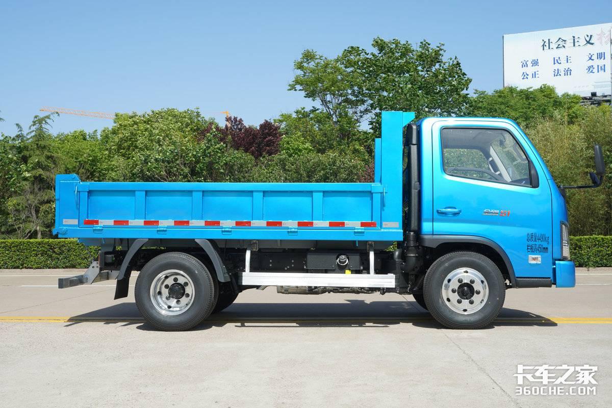 X-Truck设计图解创富神车瑞沃金刚S1