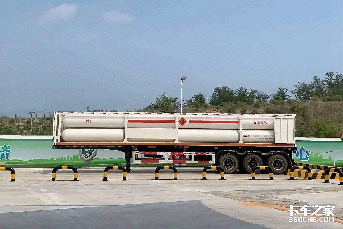 """卡车用上""""登月动力""""?燃料电池卡车来历不简单!"""