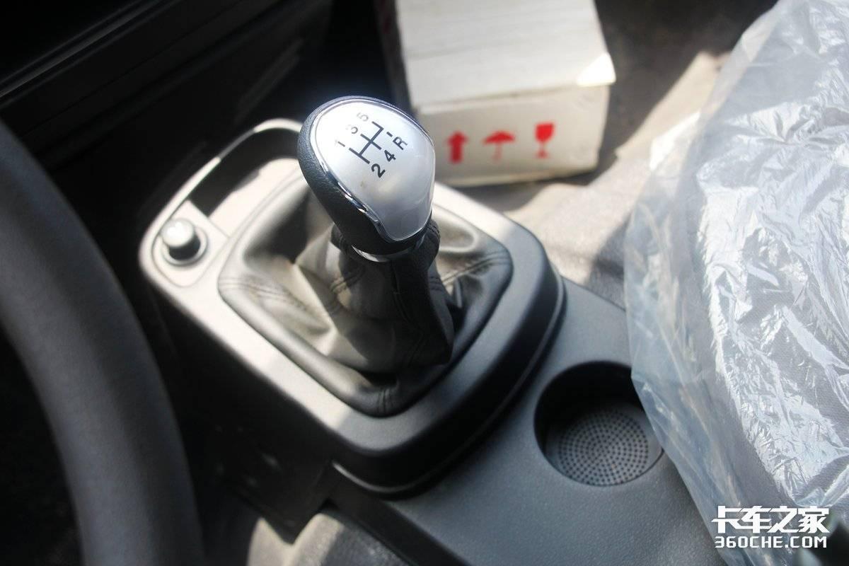 搭载锐捷特1.6VVT发动机商户自用可选江淮恺达X5