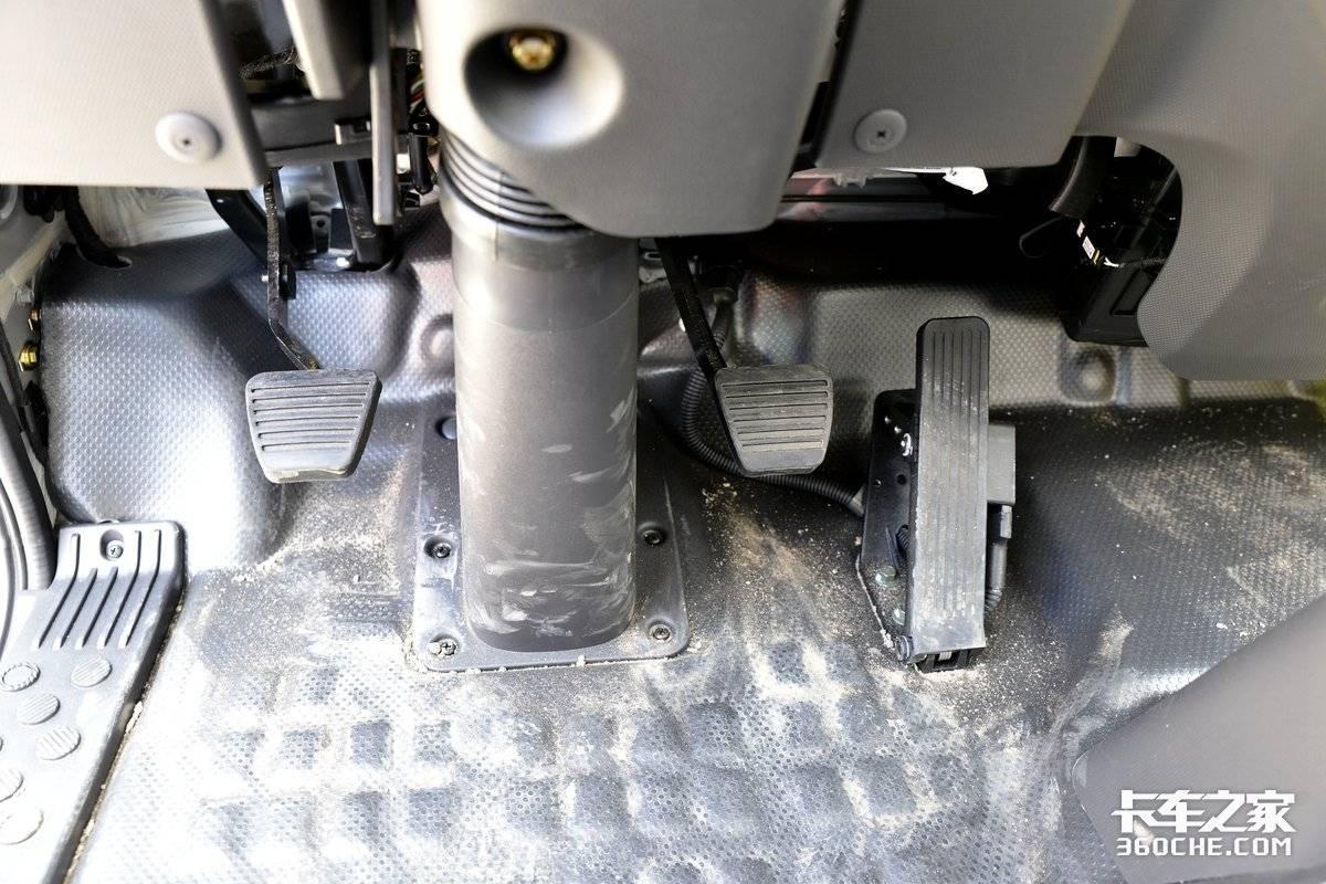 还怕啥年检称重?欧马可S1自带魔鬼身材2.5升配采埃孚变速箱