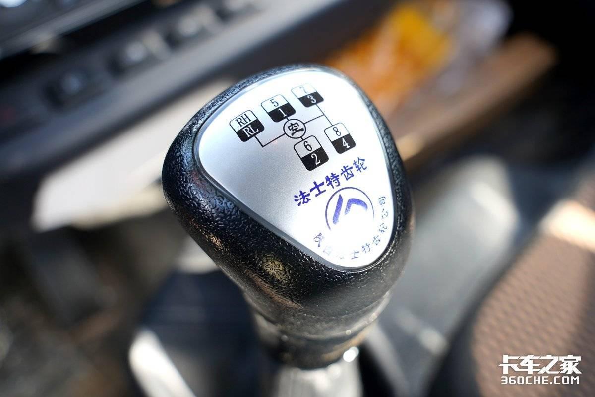 小八挡变速箱配4DB1发动机这台四万公里换油的虎VN竟叫爬山虎?