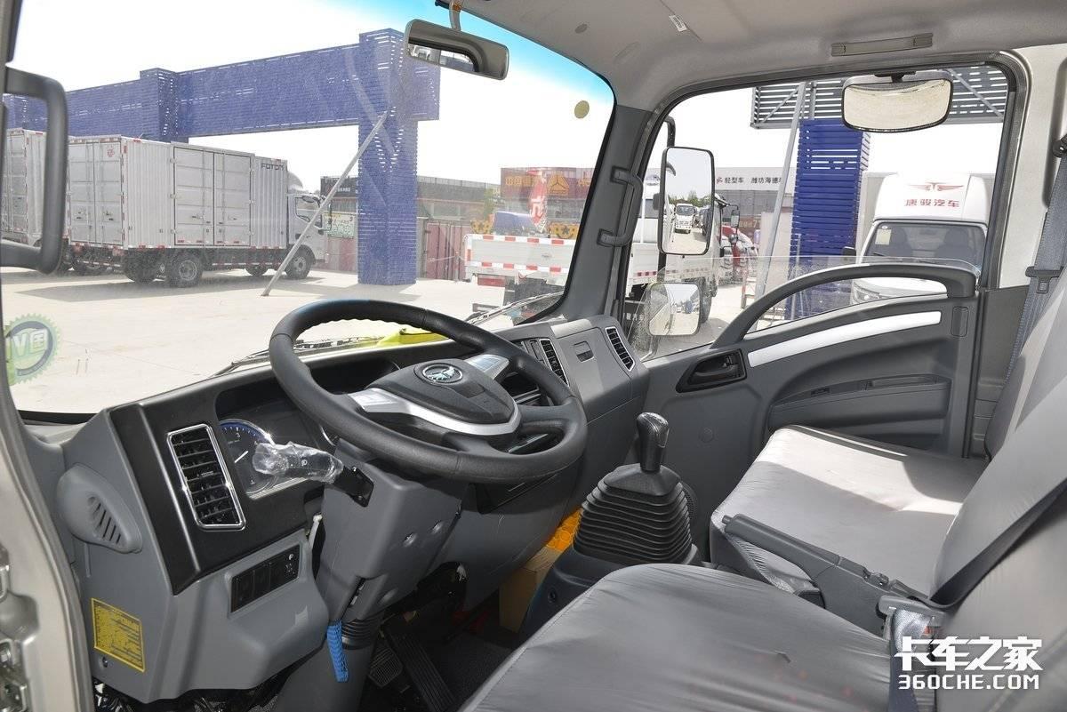 合规蓝牌轻卡降价促销这4款国六车型最低6.5万就可入手
