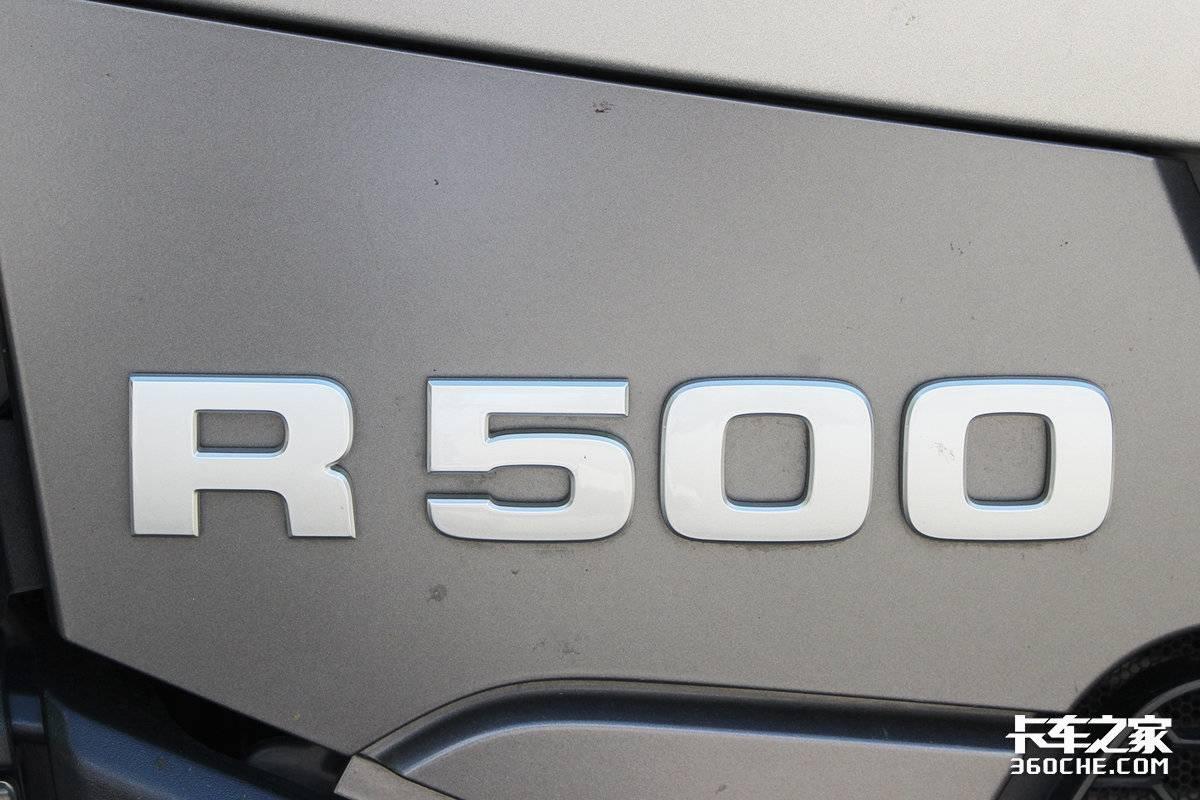 车市速看:500马力体验斯堪尼亚试驾车