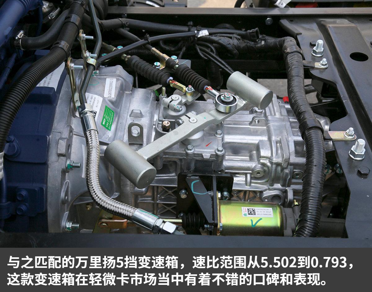 蓝牌新规下如何选车?HOWO智相拉货堪比轻卡!搭载2.3L柴油机