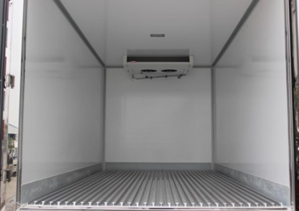 择优选择冷链车江西五十铃翼放轻卡冷藏车了解下