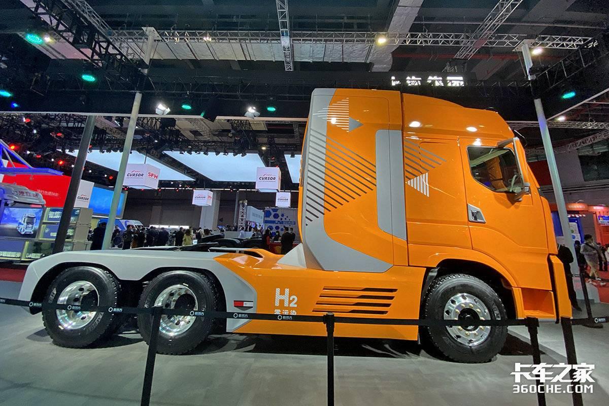 摩根大通:燃料电池在中国卡车大有可为