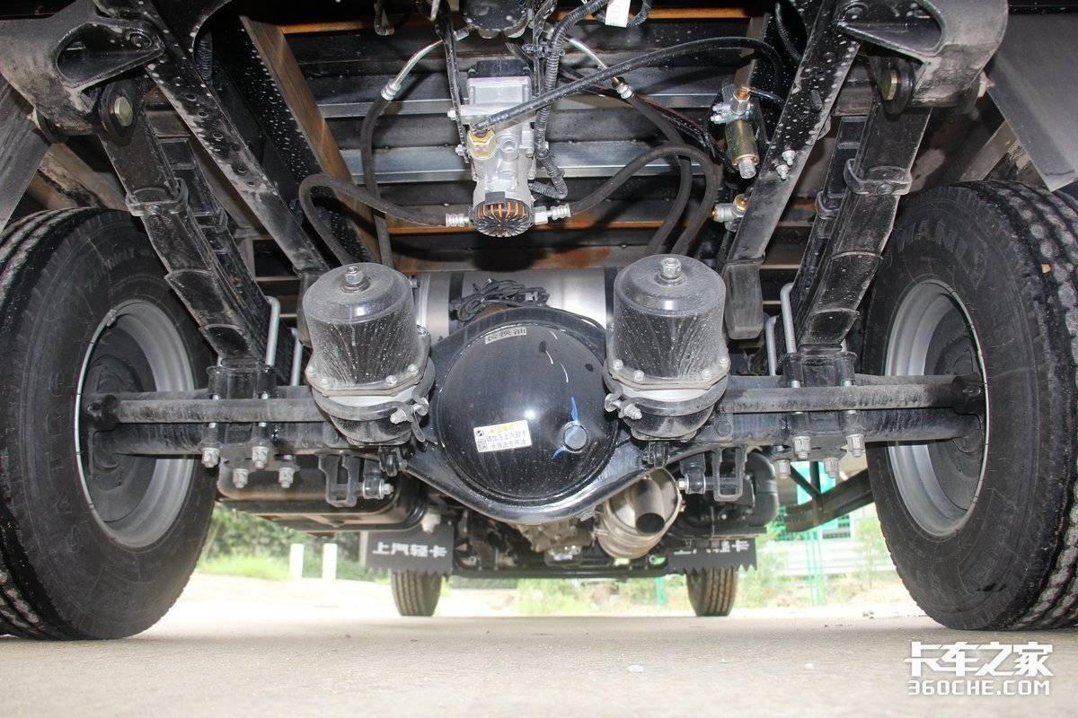 150马力配AMT自动挡图解上汽轻卡H300