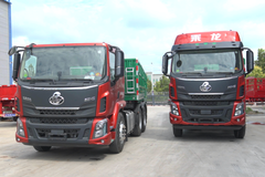 合规运输71吨 乘龙H5+子母车优势够强!