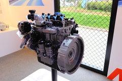 康明斯2.5L发动机正式亮相 会抢谁市场