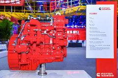 福康F2.5动力 助推城配高端轻卡再升级