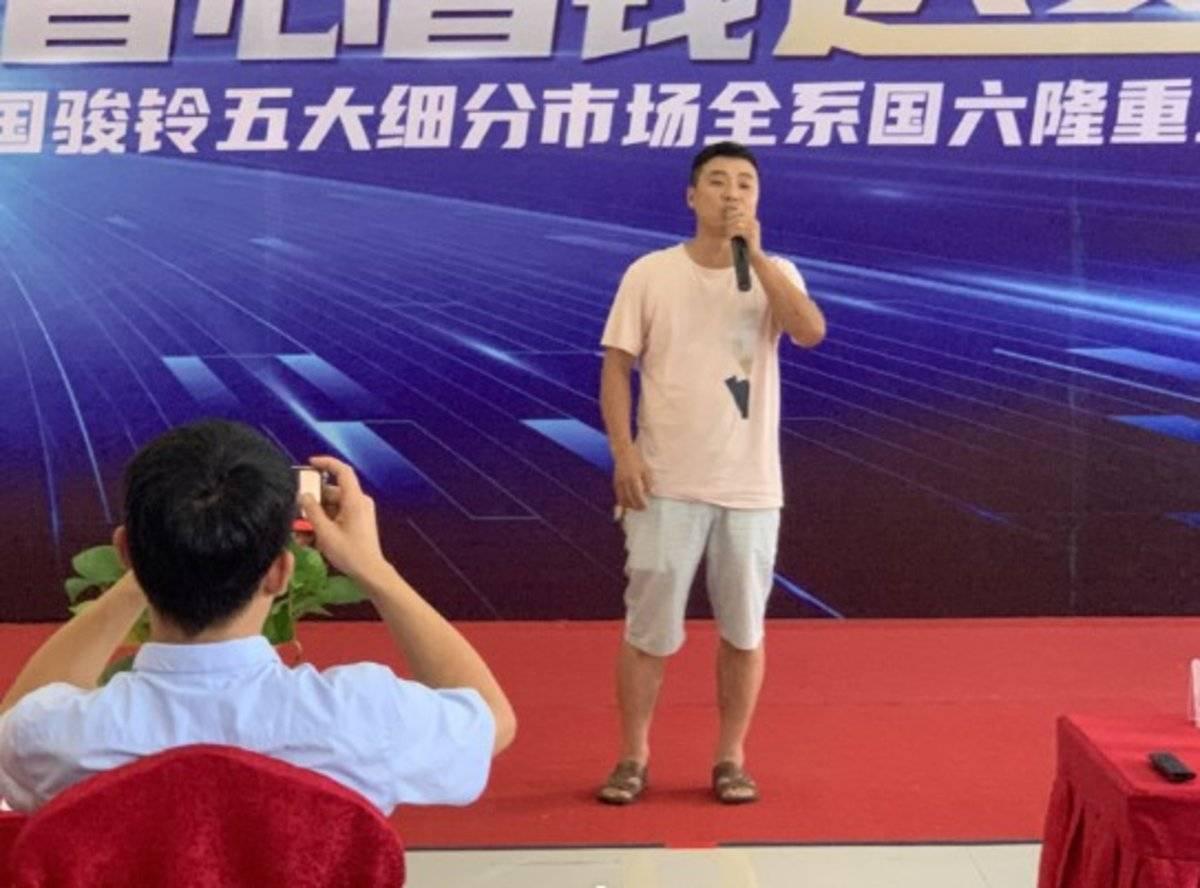 """西北汉子的选车之道江淮骏铃为何成为他的""""心头好""""?"""