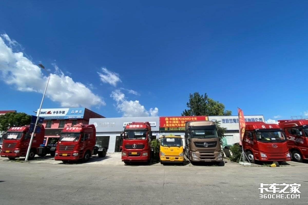 短期内卡车市场难回暖国五车苦寻出路