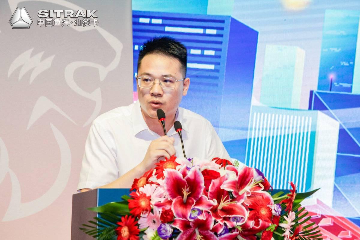 国六+潍柴汕德卡G系渣土车在上海上市