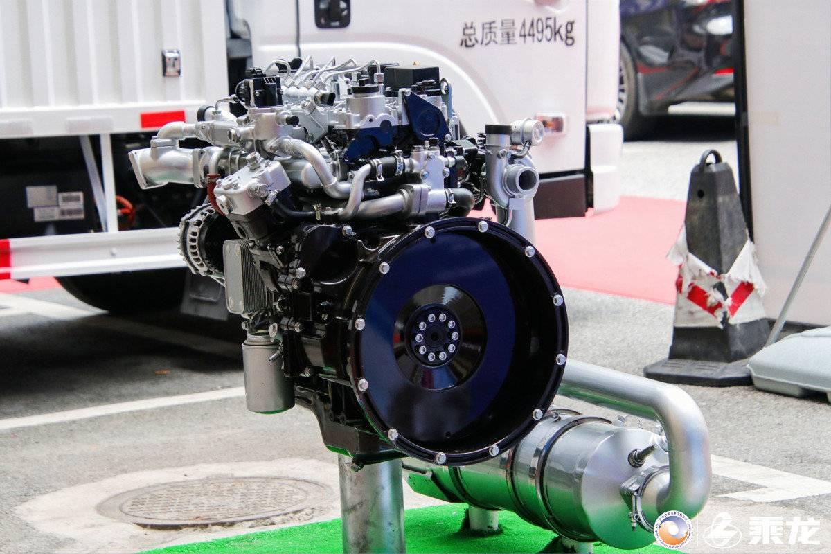 更轻更稳更省油玉柴Y系列国六发动机成就城配先锋