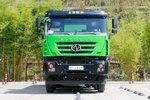 渣土专场 燃油车与新能源电动车的对决