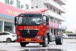 马力220匹卧铺可扩至1.2米 6米8载货车豪沃G5X底盘价14.5万