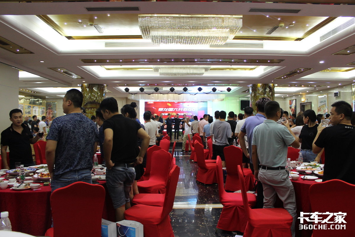 柳汽乘龙国六产品上市发布会―深圳永奥站
