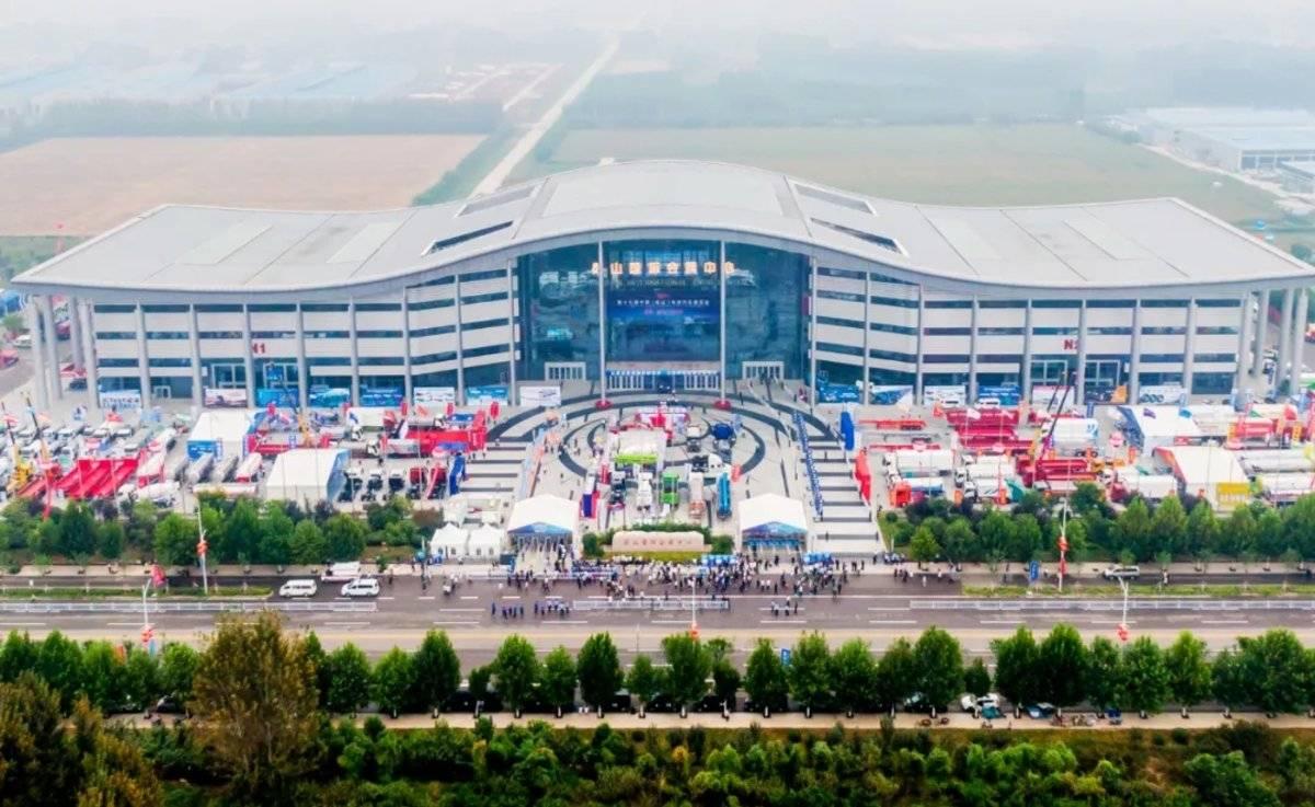 第十七届梁山车展富华树立中国半挂车车轴新标杆
