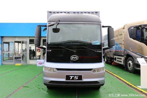 重慶和駿 比亞迪T5電動輕卡限時促銷中