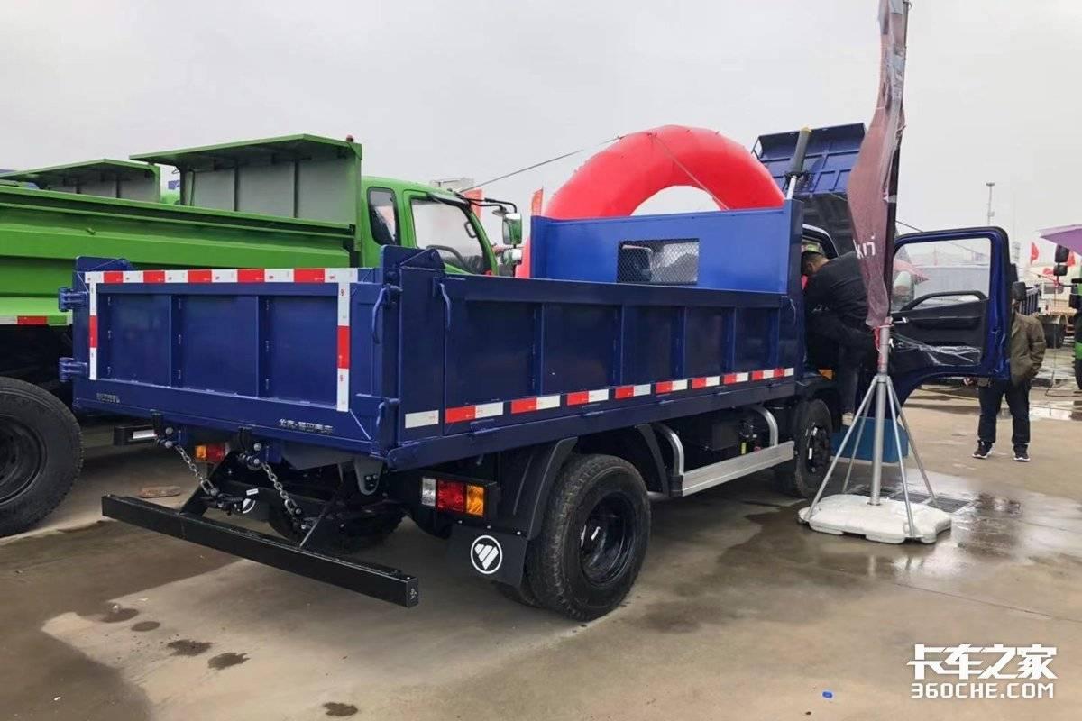 徐州新世纪瑞沃XTruck金刚S1耀世登场