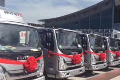 职员变老板 杭州卡车女神获赠百万奔驰