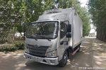 北京地区优惠1万 时代领航冷藏车促销中