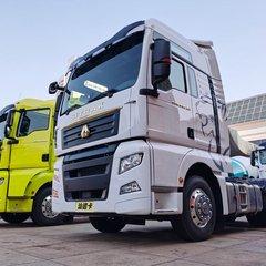 中国重汽新一代智能卡车现场体验