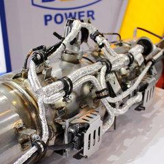 国内研究排气管国外研究发动机  说得好像欧六就不用那些东西一样  今天咱来扯扯后处理