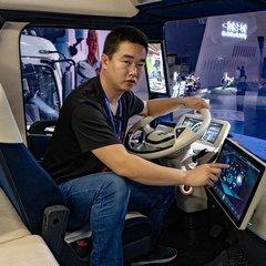 """内饰堪比家、驾驶室像太空舱!2019武汉车展""""豪车""""视频集囊"""