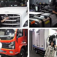 2019武汉车展国六产品全新上线!从小到大各个车型都有,戳视频一次看个够