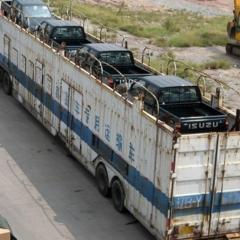 中置轴轿运车订单爆棚,安全相关的EBS已经开始应用!
